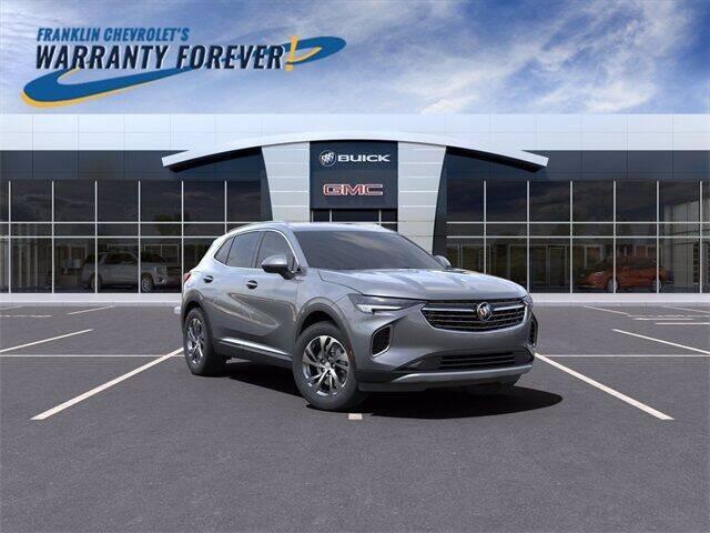 2021 Buick Envision for sale in Statesboro, GA
