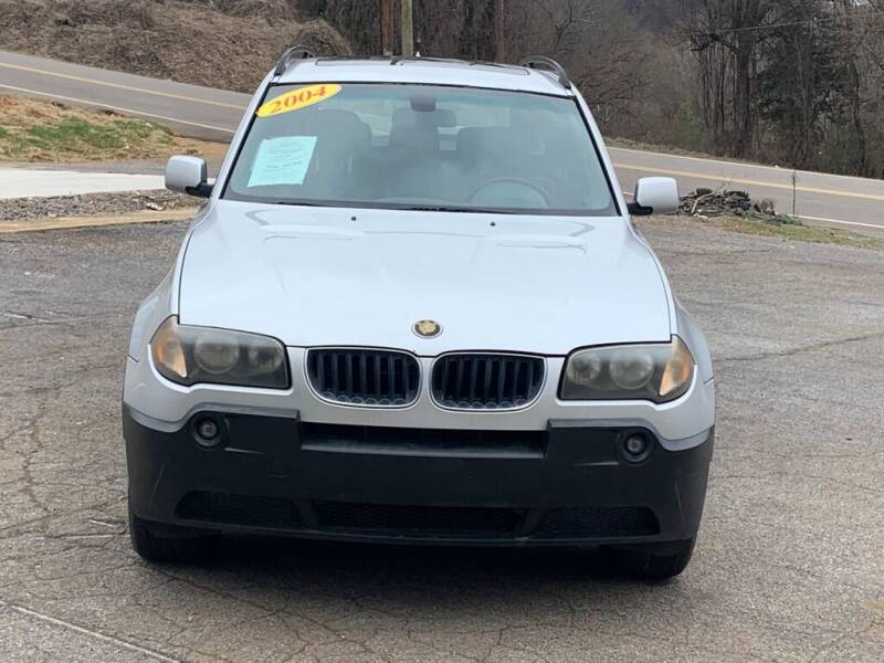 2004 BMW X3 for sale at Car ConneXion Inc in Knoxville TN
