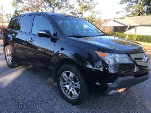 2007 Acura MDX for sale at ATLANTA AUTO WAY in Duluth GA