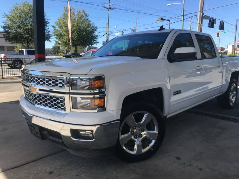 2015 Chevrolet Silverado 1500 for sale at Michael's Imports in Tallahassee FL