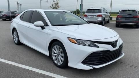 2019 Toyota Camry for sale at Napleton Autowerks in Springfield MO