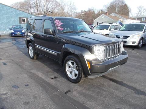 2011 Jeep Liberty for sale at MATTESON MOTORS in Raynham MA
