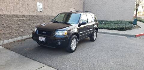 2006 Ford Escape for sale at SafeMaxx Auto Sales in Placerville CA