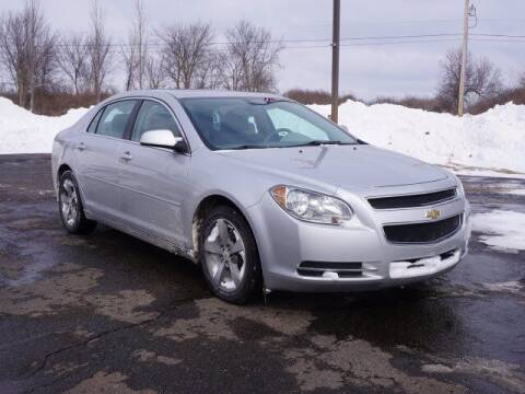 2011 Chevrolet Malibu for sale at Szott Ford in Holly MI