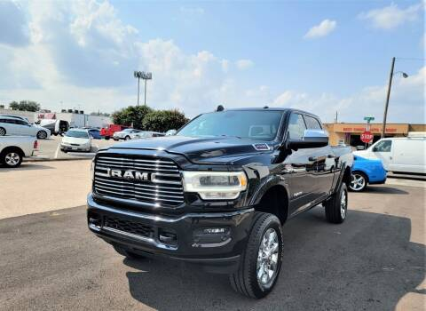 2020 RAM Ram Pickup 2500 for sale at Image Auto Sales in Dallas TX