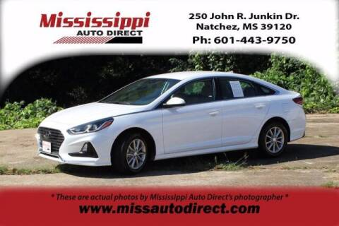 2019 Hyundai Sonata for sale at Auto Group South - Mississippi Auto Direct in Natchez MS