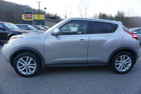2011 Nissan JUKE for sale at Bloom Auto in Ledgewood NJ