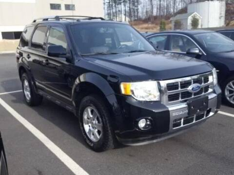 2010 Ford Escape for sale at Great Lakes Classic Cars & Detail Shop in Hilton NY