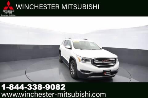 2017 GMC Acadia for sale at Winchester Mitsubishi in Winchester VA