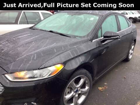 2013 Ford Fusion for sale at Royal Moore Custom Finance in Hillsboro OR
