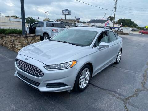 2015 Ford Fusion for sale at Import Auto Mall in Greenville SC