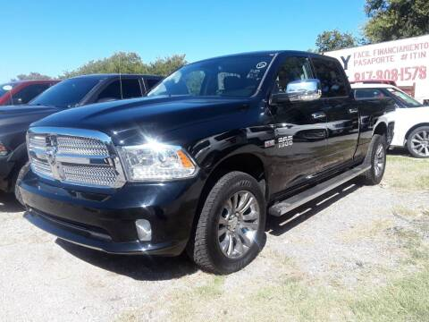 2014 RAM Ram Pickup 1500 for sale at Speedway Motors TX in Fort Worth TX
