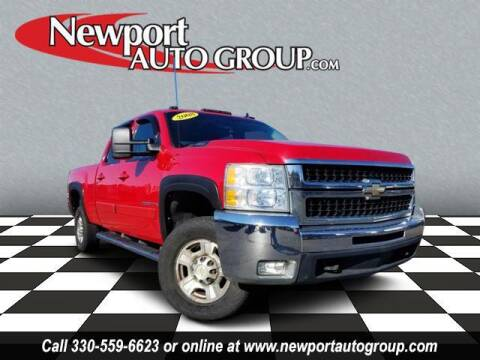 2008 Chevrolet Silverado 2500HD for sale at Newport Auto Group in Austintown OH
