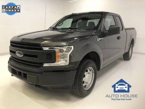 2018 Ford F-150 for sale at Curry's Cars Powered by Autohouse - AUTO HOUSE PHOENIX in Peoria AZ