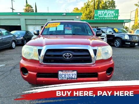 2006 Toyota Tacoma for sale at Stark Auto Sales in Modesto CA