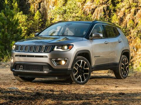 2019 Jeep Compass for sale at Radley Cadillac in Fredericksburg VA