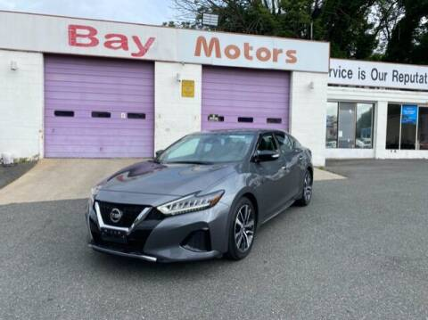 2020 Nissan Maxima for sale at Bay Motors Inc in Baltimore MD