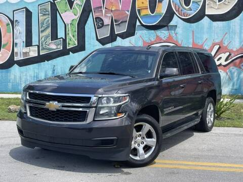 2015 Chevrolet Suburban for sale at Palermo Motors in Hollywood FL