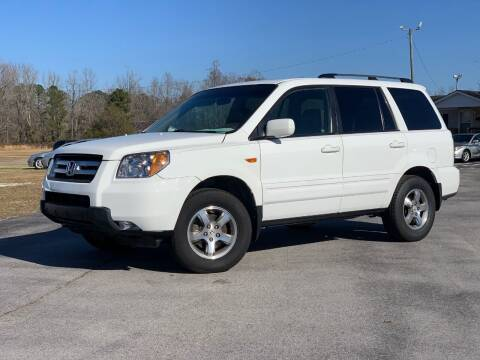 2007 Honda Pilot for sale at IH Auto Sales in Jacksonville NC