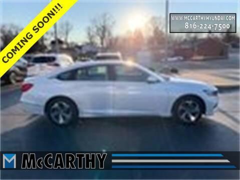 2018 Honda Accord for sale at Mr. KC Cars - McCarthy Hyundai in Blue Springs MO