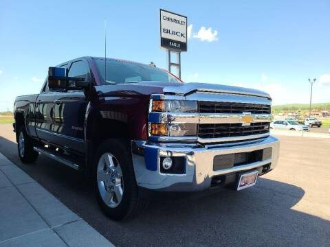 2016 Chevrolet Silverado 2500HD for sale at Tommy's Car Lot in Chadron NE