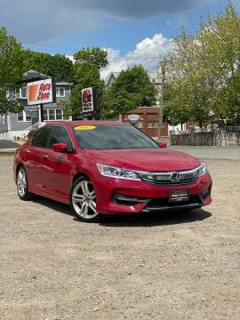 2017 Honda Accord for sale at Best Cars Auto Sales in Everett MA