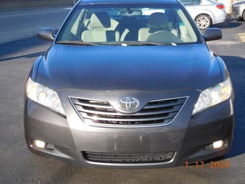 2008 Toyota Camry for sale at Southbridge Street Auto Sales in Worcester MA