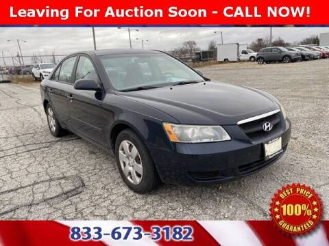 2008 Hyundai Sonata for sale at Glenbrook Dodge Chrysler Jeep Ram and Fiat in Fort Wayne IN