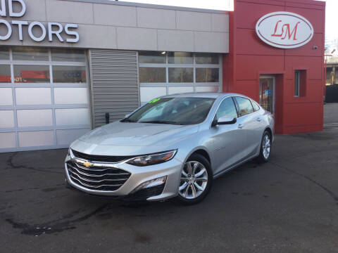 2020 Chevrolet Malibu for sale at Legend Motors of Waterford - Legend Motors of Detroit in Detroit MI