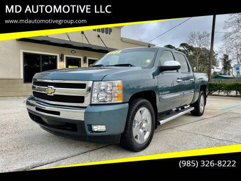 2011 Chevrolet Silverado 1500 for sale at MD AUTOMOTIVE LLC in Slidell LA