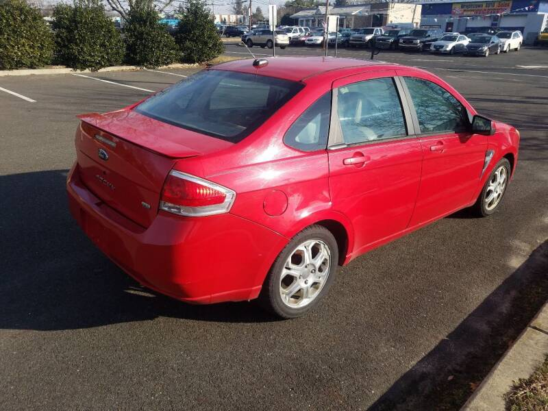 2008 Ford Focus for sale at Wrightstown Auto Sales LLC in Wrightstown NJ