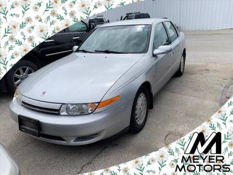 2001 Saturn L-Series for sale at Meyer Motors in Plymouth WI