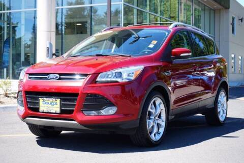 2013 Ford Escape for sale at Jeremy Sells Hyundai in Edmonds WA