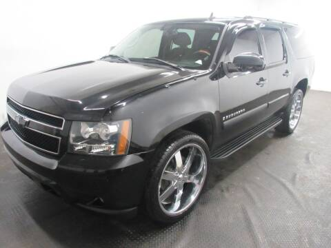 2007 Chevrolet Suburban for sale at Automotive Connection in Fairfield OH