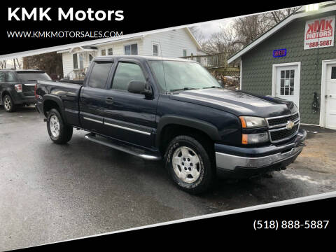 2007 Chevrolet Silverado 1500 Classic for sale at KMK Motors in Latham NY
