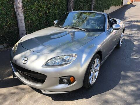 2014 Mazda MX-5 Miata for sale at Elite Dealer Sales in Costa Mesa CA