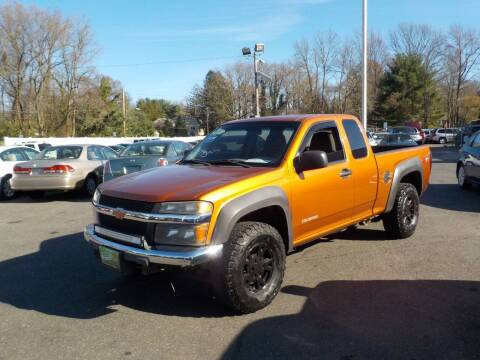 2004 Chevrolet Colorado for sale at United Auto Land in Woodbury NJ