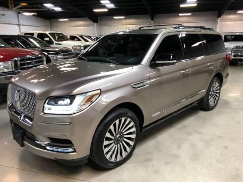 2018 Lincoln Navigator for sale at Diesel Of Houston in Houston TX