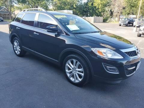 2012 Mazda CX-9 for sale at Stach Auto in Janesville WI