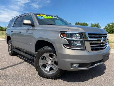 2017 Chevrolet Tahoe for sale at UNITED Automotive in Denver CO