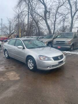 2006 Nissan Altima for sale at Big Bills in Milwaukee WI