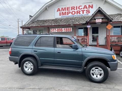 1997 Toyota 4Runner for sale at American Imports INC in Indianapolis IN