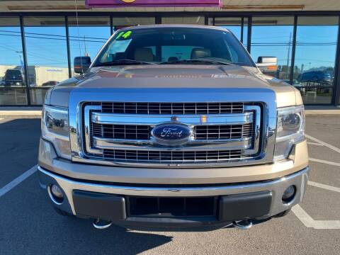 2014 Ford F-150 for sale at Kinston Auto Mart in Kinston NC