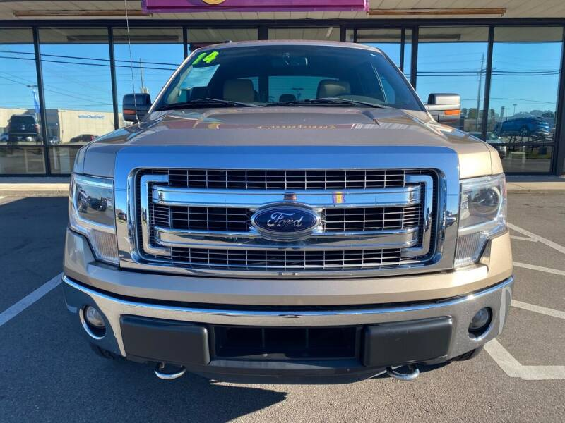 2014 Ford F-150 for sale at Greenville Motor Company in Greenville NC