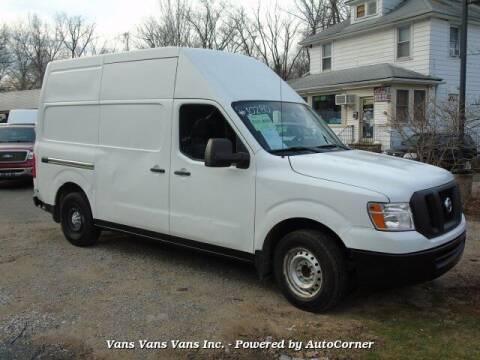 2017 Nissan NV Cargo for sale at Vans Vans Vans INC in Blauvelt NY