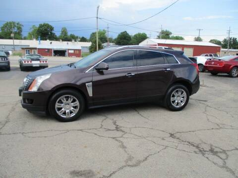 2015 Cadillac SRX for sale at RJ Motors in Plano IL