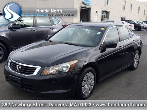 2010 Honda Accord for sale at 1 North Preowned in Danvers MA