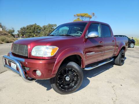 2006 Toyota Tundra for sale at L.A. Vice Motors in San Pedro CA