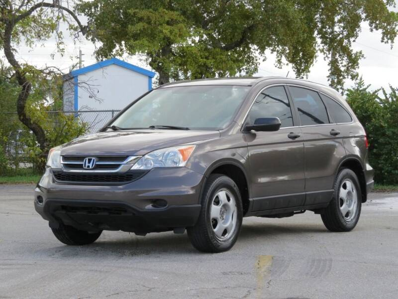 2011 Honda CR-V for sale at DK Auto Sales in Hollywood FL