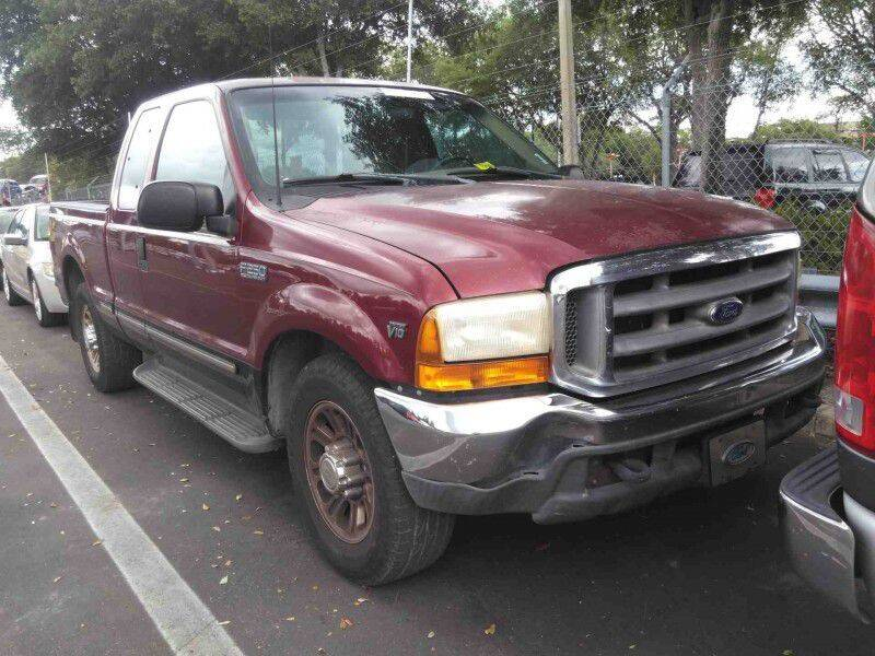 1999 Ford F-250 Super Duty for sale at Gulf South Automotive in Pensacola FL